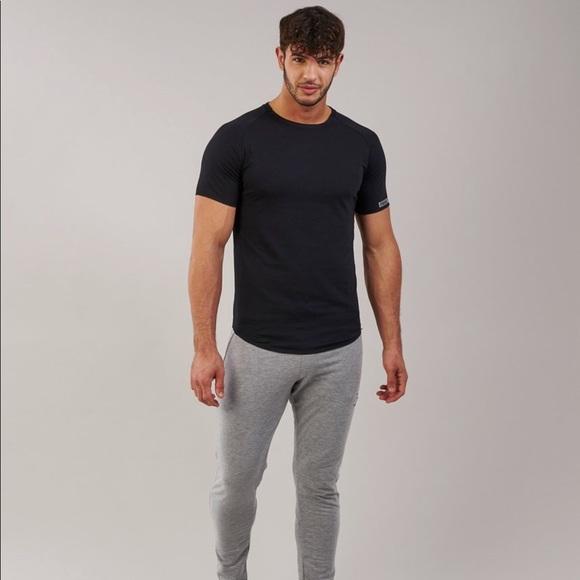 6c23099ef Gymshark Shirts | Dipped Hem Tshirt | Poshmark